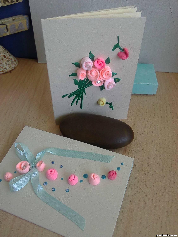 Объемная открытка с объемным цветком внутри своими руками